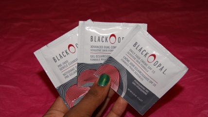 Black Opal Sample Packs for Sensitive Skin