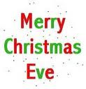 Merry Christmas Eve