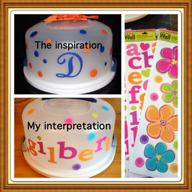 Inspiration Interpetation