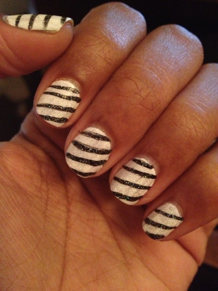 This mani was a complete fail...smh