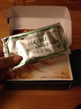 BONUS: Alcone Make-off Makeup Remover