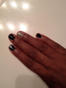 Manicure Monday: Black Friday Edition